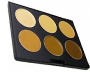 Fixx Creme Palette-Neutral Series (6 shades)-0