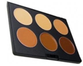 Fixx Creme Palette-Ruby Series (6 shades)-0