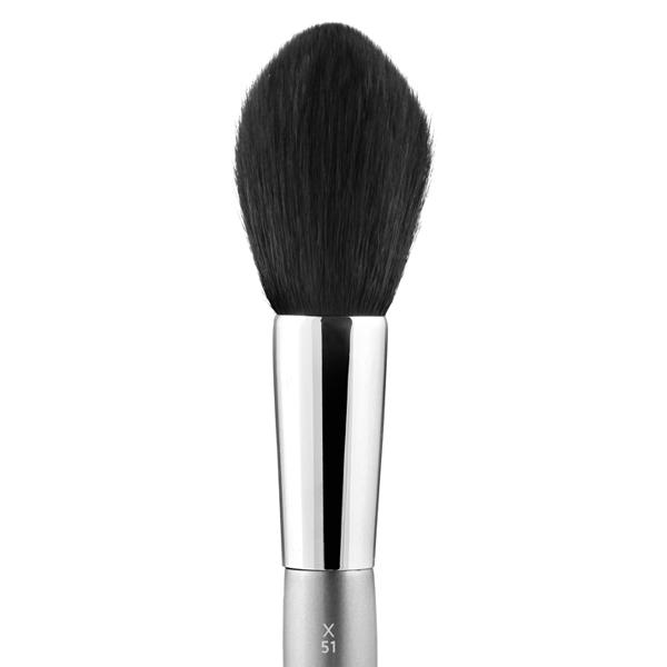 esum X51 - Large Round Powder Brush-0