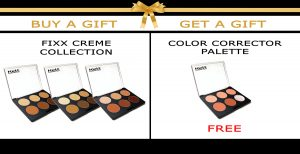 Fixx Creme Makeup Collection-0