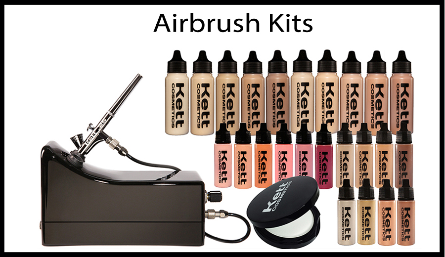 Airbrush Kits Website