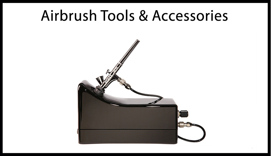 Airbrush Tools and Accessories