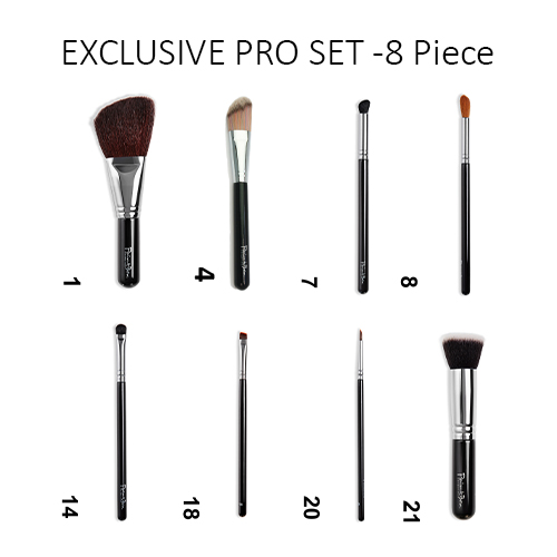 Exclusive Paintbox Pro 8 Set-0